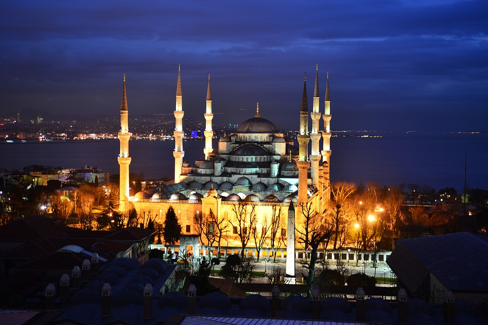 this image shows one of the five exotic places for taking pictures in turkey
