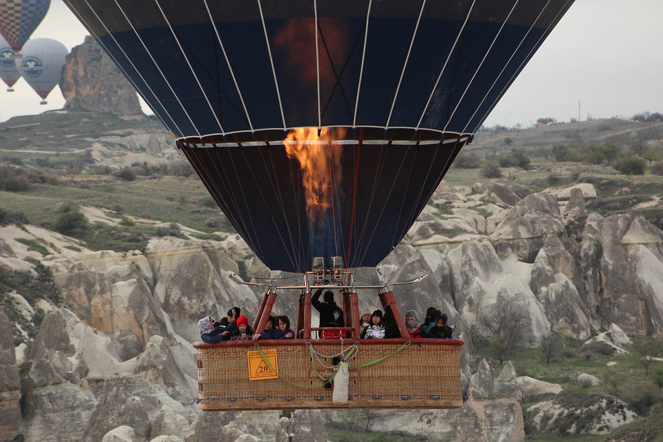 this image shows the cappadocia photography trip